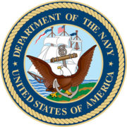 Seal of the Department of the Navy